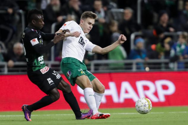 Fotboll, Svenska Cupen, Hammarby - Varberg