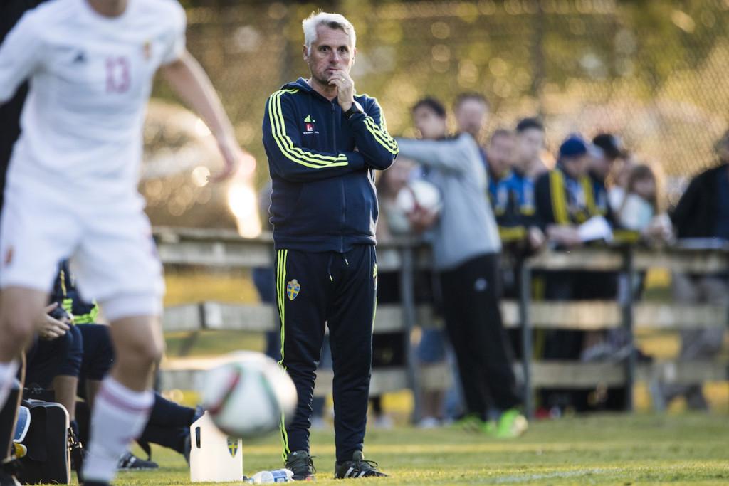 Claes Eriksson, Utbildningschef på Svenska Fotbollförbundet.