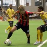 Brommapojkarna och Elfsborg (samt IFK Göteborg) är alla tre direktkvalificerade till Ligacupens slutspel, eftersom de alla kvalificerat sig och spelat Skandinaviska Mästerskapen under vintern.