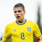 Fotboll, P16, Landskamp, Sverige - Slovakien