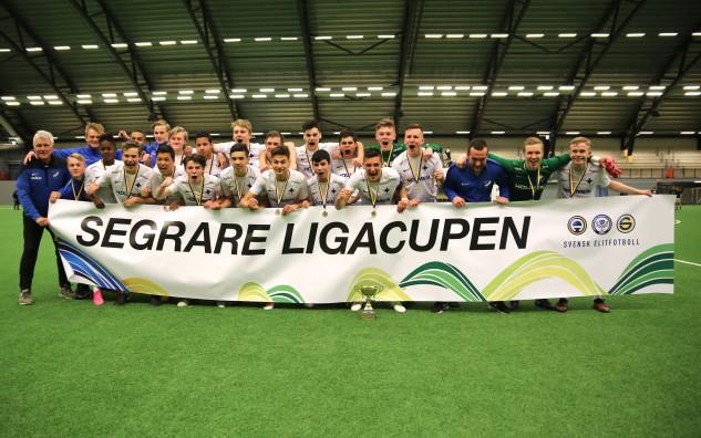 IFK Norrköping vann U17-finalen 2018 mot Brommapojkarna efter straffar. FOTO: Tobias, bluewhitephoto