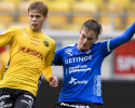 Anton Thosson vs Alexander Johansson