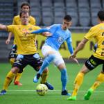 Elfsborg och Malmö FF spelar båda vidare i U21 Allsvenskan efter sommaren. Foto: Bildbyrån