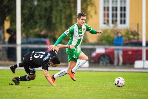 Hammarby har chansen att ta sig till final