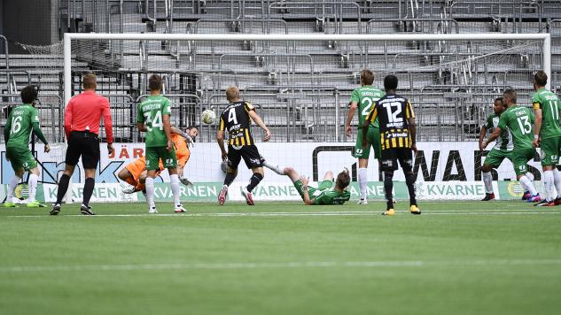 U21 Hammarby Hacken
