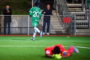 Fotboll, U21, SM-final, Hammarby - HŠcken