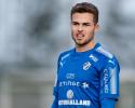 Gabriel Gudmundsson från Halmstads BK är en av SEF-spelarna som är uttagna i det nya U21-landslaget.